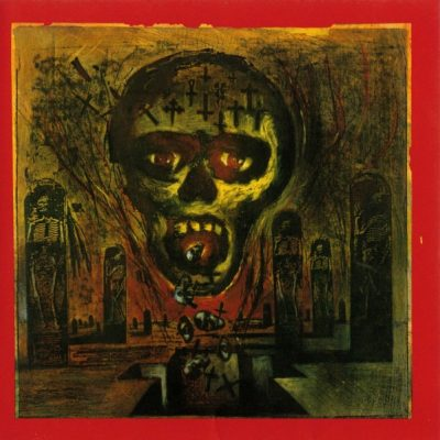 SLAYER – Seasons in the Abyss CD (2nd Hand) 2nd Hand CDs