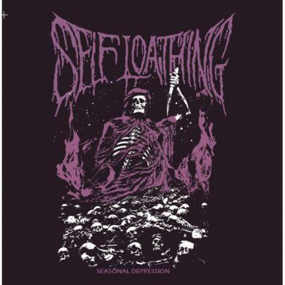 "SELF LOATHING – Seasonal Depression 7"" 7"" Vinyl Records"