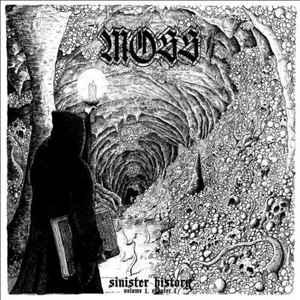 MOSS – Sinister History Vol. 1 Chap. 1 LP (2nd hand) 2nd Hand Vinyl LP