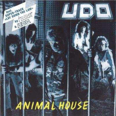 UDO – Animal House LP (2nd hand) 2nd Hand Vinyl LP