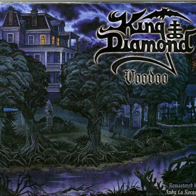 KING DIAMOND – Voodoo Digipak CD (2nd Hand) 2nd Hand CDs