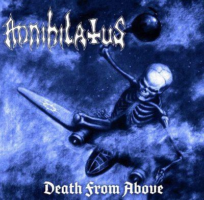 ANNIHILATUS – Death From Above CD (2nd Hand) 2nd Hand CDs