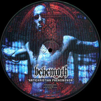 BEHEMOTH – Antichristian Phenomena Pic 7″ (2nd Hand) 2nd Hand Vinyl EP