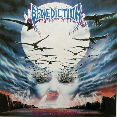 "BENEDICTION – Dark is the Season 12""  (2nd hand) 2nd Hand Vinyl LP"