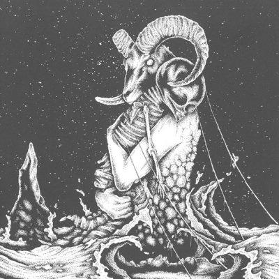 BLACK TRINITY / CANCER SPREADING – split 7″ (2nd Hand) 2nd Hand Vinyl EP