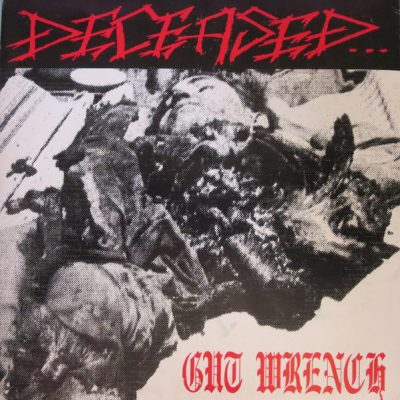 DECEASED – Gut Wrench 7″ (2nd Hand) 2nd Hand Vinyl EP