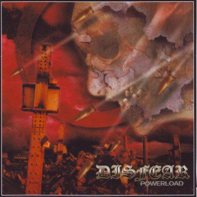 "DISFEAR – Powerload 7"" (2nd Hand) 2nd Hand Vinyl EP"