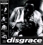 DISGRACE – Gula 7″ (2nd Hand) 2nd Hand Vinyl EP