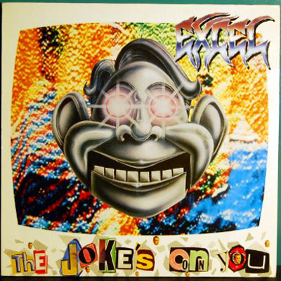 EXCEL – The Jokes on You LP (2nd hand) 2nd Hand Vinyl LP