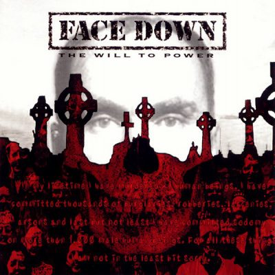 FACEDOWN – The Will to Power 2CD (2nd Hand) 2nd Hand CDs