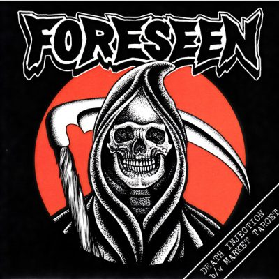 """FORESEEN – Death Injection 7"""" (2nd Hand) 2nd Hand Vinyl EP"""