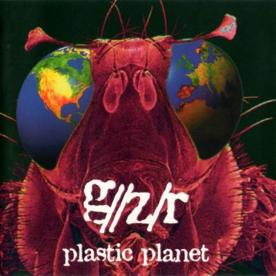 G/Z/R – Plastic Planet CD (2nd Hand) 2nd Hand CDs