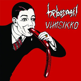 HEBROSAGIL / VIISKKO – Split CD (2nd Hand) 2nd Hand CDs