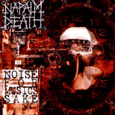 NAPALM DEATH – Noise for Music's Sake 2CD CDs