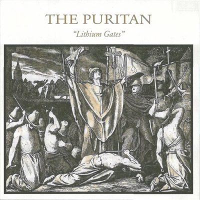 THE PURITAN- Lithium Gates CD (2nd Hand) 2nd Hand CDs