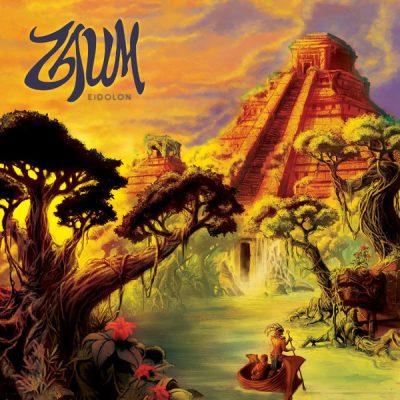 ZAUM – Eidolon CD (2nd Hand) 2nd Hand CDs