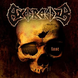 AXEGRESSOR –  Last CD (2nd Hand) 2nd Hand CDs