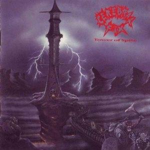 CEREBRAL FIX – Tower of Spite LP (2nd hand) 2nd Hand Vinyl LP