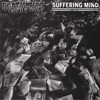 AGATHOCLES / SUFFERING MIND 7″ (2nd Hand) 2nd Hand Vinyl EP