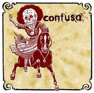 CONFUSA  – Self-Titled LP (2nd hand) 2nd Hand Vinyl LP