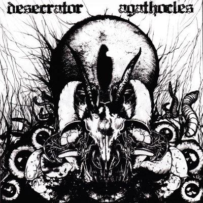 DESECRATOR / AGATHOCLES 7″ (2nd Hand) 2nd Hand Vinyl EP