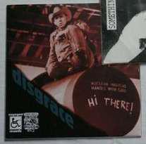 "DISGRACE- Furvival 7"" (2nd Hand) 2nd Hand Vinyl EP"