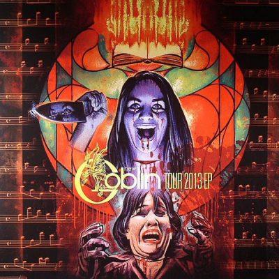 "GOBLIN – 2013 Tour EP 12"" (2nd hand) 2nd Hand Vinyl LP"