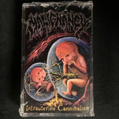 MALIGNANCY – Intrauterine Cannibalism MC Tapes