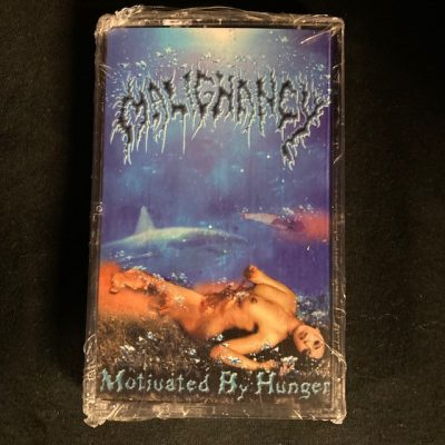MALIGNANCY – Motivated By Hunger MC Tapes