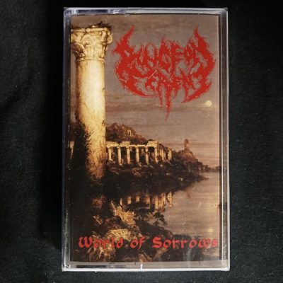 DUNGEON SERPENT – World of Sorrows MC Tapes