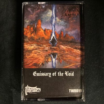 ABAROTH – Emissary of The Void MC Tapes