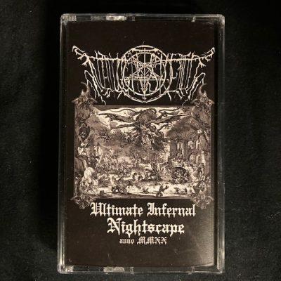 NAUGHTSKEID – Ultimate Infernal Nightscape MC Tapes