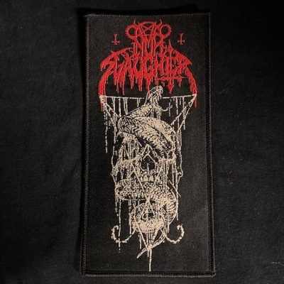 NUNSLAUGHTER – Skull, Serpent, Satan Patch Patches