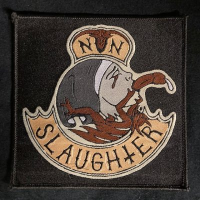 NUNSLAUGHTER – Nun Patch Patches