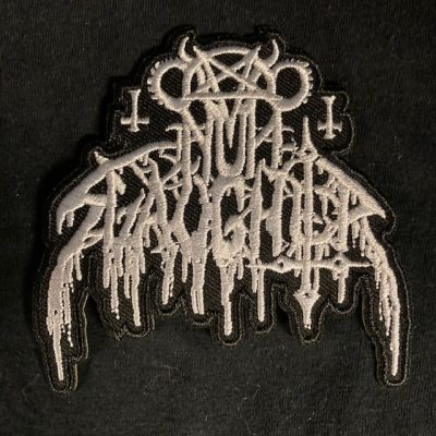 NUNSLAUGHTER – Logo Patch Patches