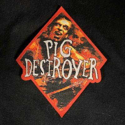 PIG DESTROYER – Prowler In The Yard Patch Patches