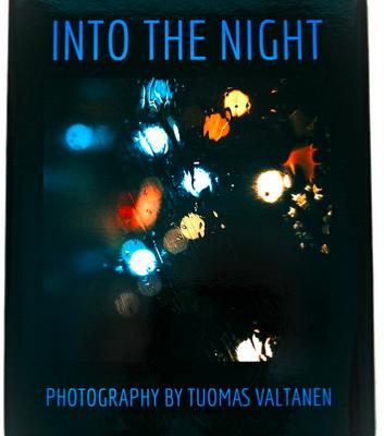 TUOMAS VALTANEN – Into The Night book Books