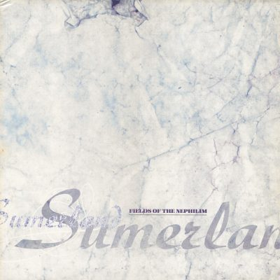 "FIELDS OF THE NEPHILIM – Sumerland EP 12"" (2nd hand) 2nd Hand Vinyl LP"