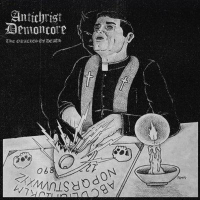 """ANTICHRIST DEMONCORE – The Oracles of Death LP 12"""" Vinyl Records"""