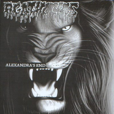 """AGATHOCLES / SMG 7"""" (2nd Hand) 2nd Hand Vinyl EP"""