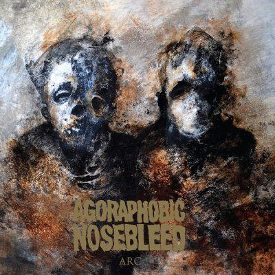 AGORAPHOBIC NOSEBLEED – Arc CDEP CDs