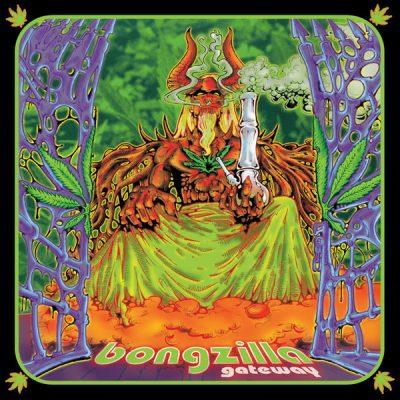 """BONGZILLA – Gateway LP 12"""" Vinyl Records"""