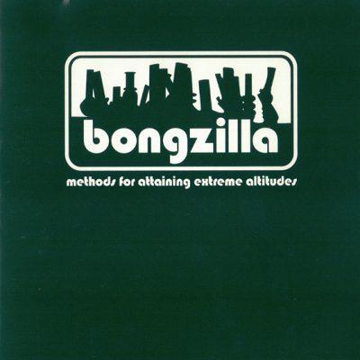 "BONGZILLA – Methods For Attaining Extreme Altitudes EP 12"" Vinyl Records"