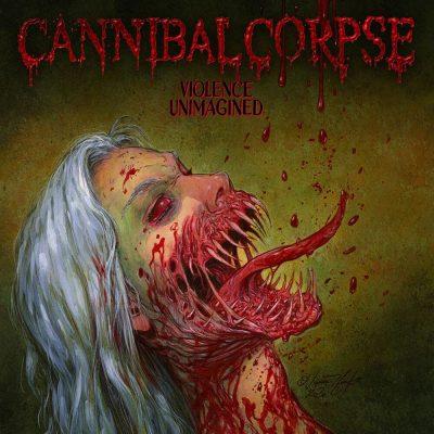 "CANNIBAL CORPSE – Violence Unimagined LP 12"" Vinyl Records"