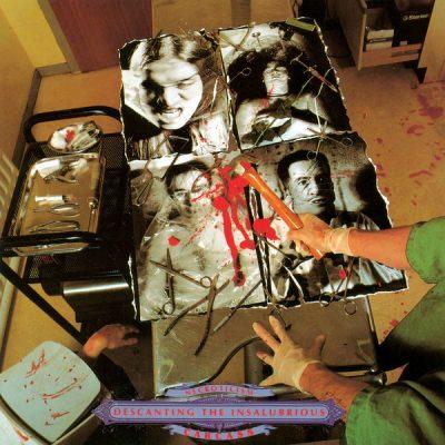 "CARCASS – Necroticism – Descanting The Insalubrious LP 12"" Vinyl Records"