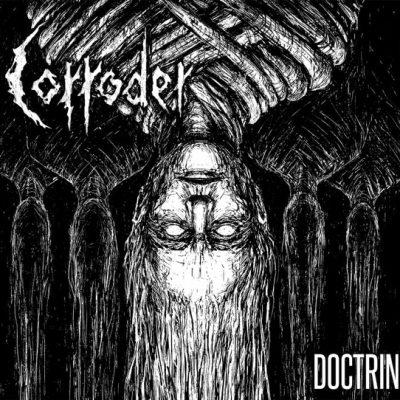 """CORRODER – Doctrine 7"""" 7"""" Vinyl Records"""