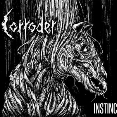 "CORRODER – Instinct 7"" 7"" Vinyl Records"