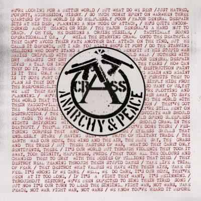 "CRASS – Demo 1978 + Peel Sessions 1979 LP 12"" Vinyl Records"