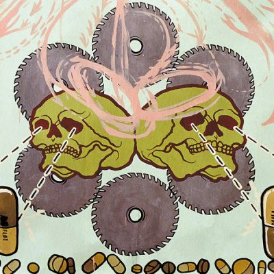 "AGORAPHOBIC NOSEBLEED – Frozen Corpse Stuffed With Dope LP 12"" Vinyl Records"