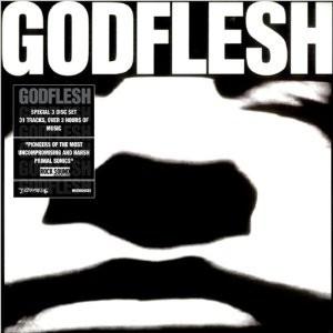 GODFLESH – S/T + Selfless + Us And Them 3CD set CDs